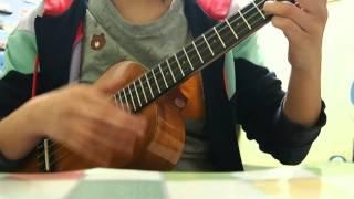 57) JW - 矛盾一生 (ukulele cover)