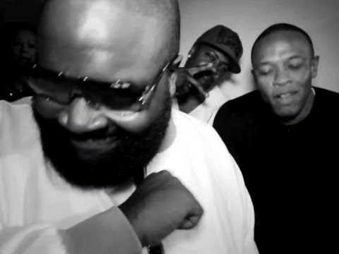 Three Kings - Rick Ross ft Dr Dre & Jay Z Official Music Video HD