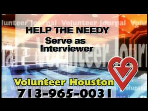"Volunteer Journal: ""Houston Greeters / Houston Food Bank New Facility"""
