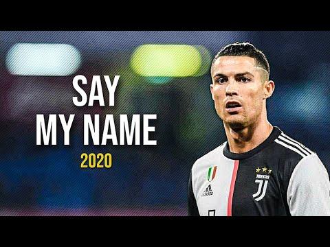Cristiano Ronaldo • David Guetta, Bebe Rexha & J Balvin - Say My Name | Skills & Goals 2020