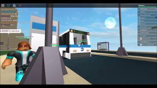 (ROBLOX/TBT) Bus Action + Rides at Downtown Brooklyn