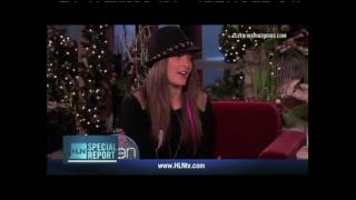 Alan Duke on HLN's Special Report  - Topic: Paris Jackson
