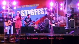 Living Anitos w/ PAROKYA NI EDGAR concert In Kalinga 2013