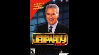Jeopardy! 2003 PC 5th Run Game #1