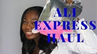 SUMMER 19 ALIEXPRESS HAUL!!
