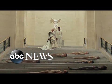 Beyonce, Jay-Z music video helps Louvre break record | GMA Mp3