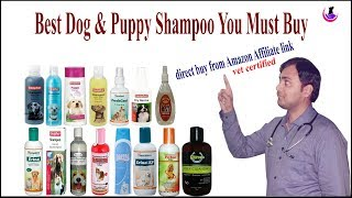 Top 20 Best Dog Shampoo to Buy( Direct Purchase ): Vet Certified
