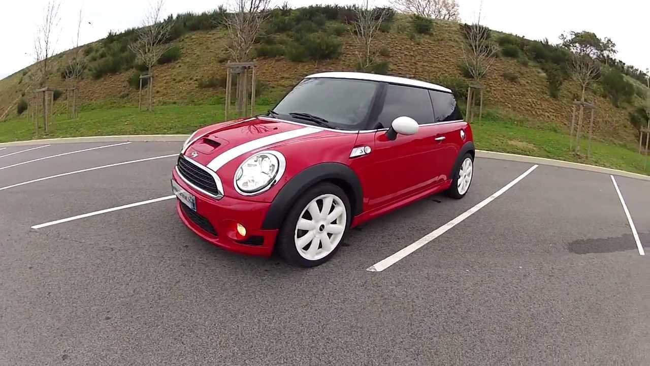 mini cooper s pack hot spice youtube. Black Bedroom Furniture Sets. Home Design Ideas