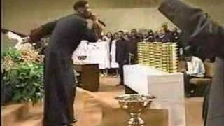 Prophet Nathan Simmons - The Blood