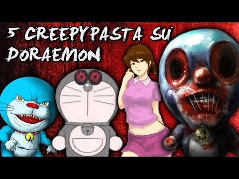 5 Creepypasta che non sai su Doraemon
