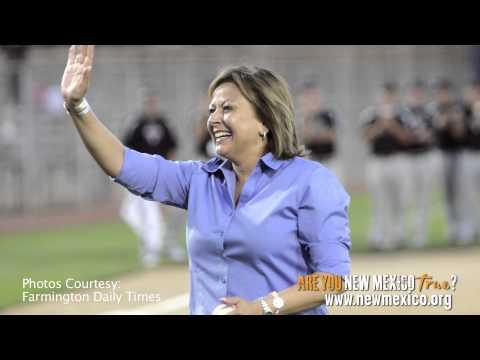 """Governor Susana Martinez' """"New Mexico True Story"""""""