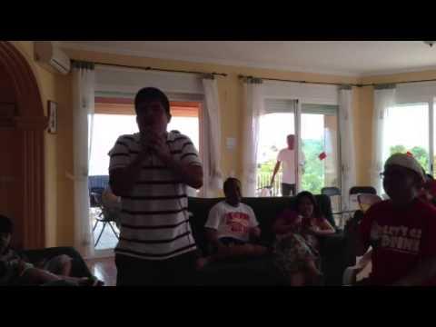 Karaoke in Calpe