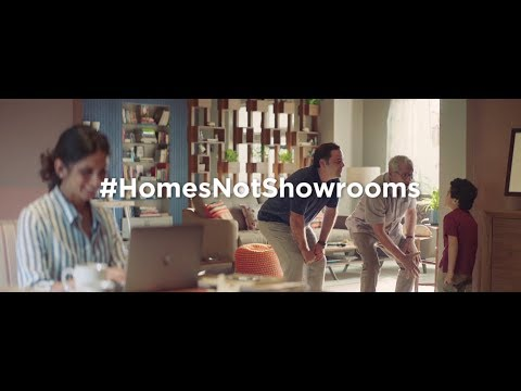 Download Youtube: Asian Paints - Homes Not Showrooms