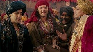 Salman Khan emerges as a warrior - Veer