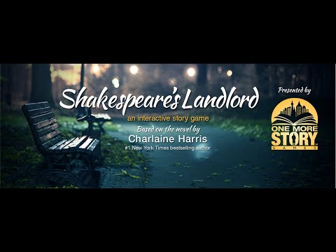 Shakespeare's Landlord Chat #7 - A Package for Charlaine