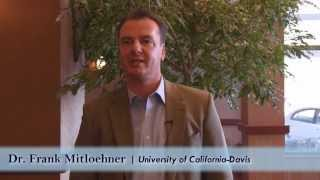 Dr. Frank Mitloehner | Clearing the Air About Cows & Climate Change | Vita Plus Dairy Summit 2013