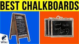 7 Best Chalkboards 2019