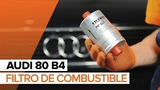 Manual de taller AUDI 80 descargar