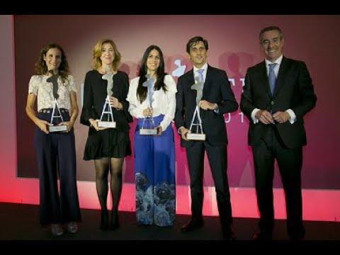 Gala Premios AED 2019 Directivos del Año