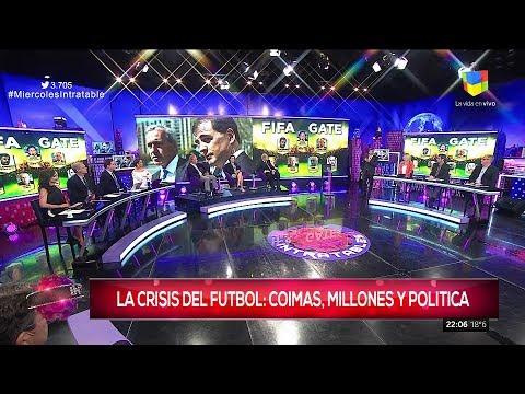 """Intratables"" con Paulo Vilouta (Parte 1 HD) - 15/11/17"