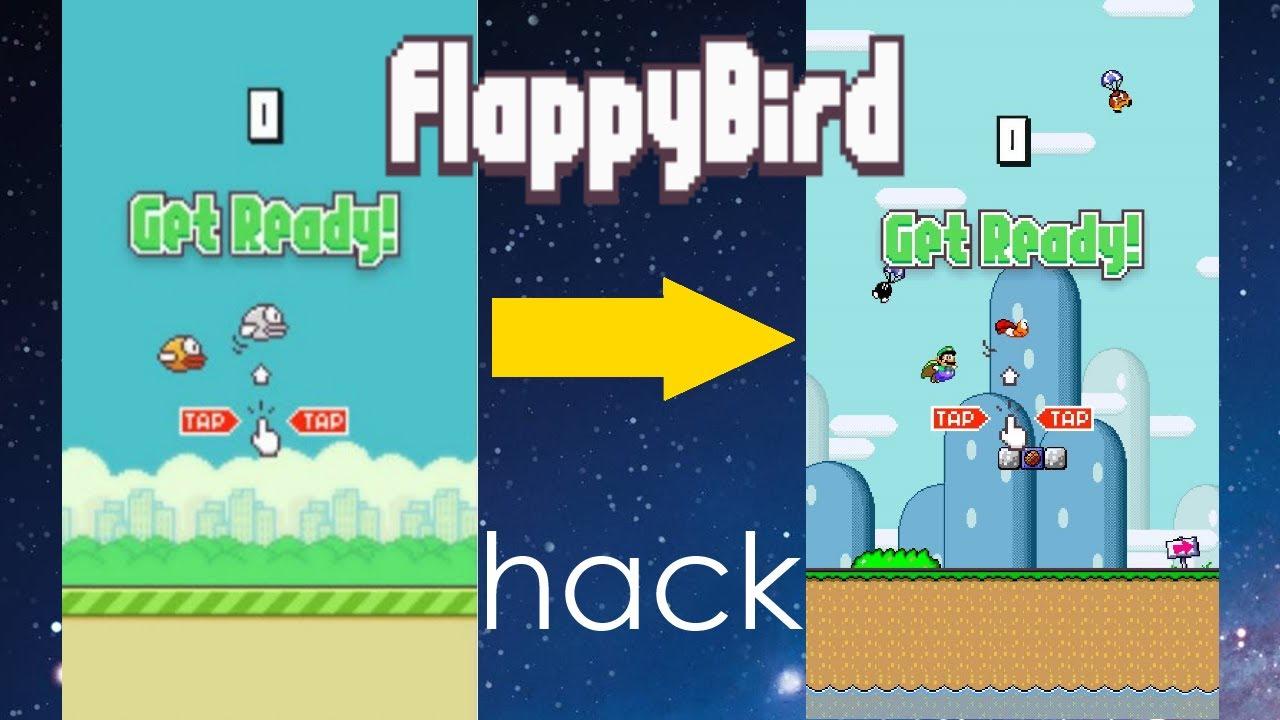 Flappy bird скачать мод