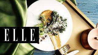 ELLE A table |  淺嚐清新春意 ACHOI