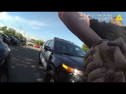 June 22 Incident With Police At Hamden DMV