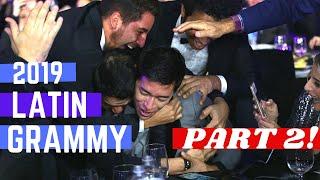Latin Grammy VLOG! (2019) Parte 2
