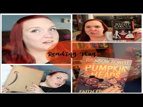 The End Of Tome Infinity Round 3, Dyeing My Hair, And Book Mail | Reading Vlog