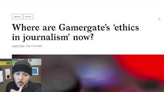 They Tried to Smear Gamergate But Proved Them Right??