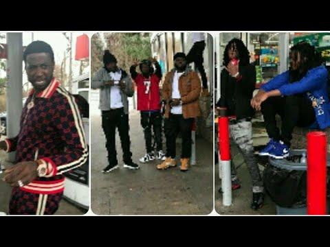 Young Nudy Tells Gucci Mane He Runs East Atlanta Now (No Beef)