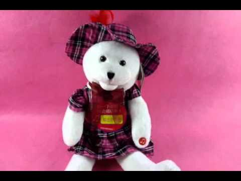 Singing and dancing musical toy JULIE BEAR (SDZ09)