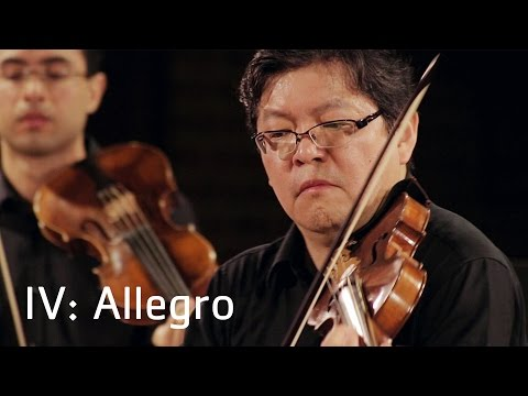 G.Ph. Telemann: Concerto in A major for Flute, Violin and Cello, IV: Allegro, TWV 53:A2