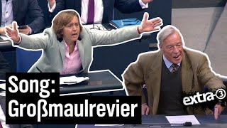 AfD-Song: Großmaulrevier