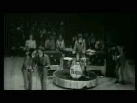 I Wanna Be Your Man-The Beatles en vivo(live)