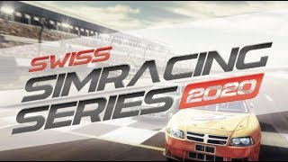 Game TV Schweiz - SWISS SIMRACING SERIES 2020