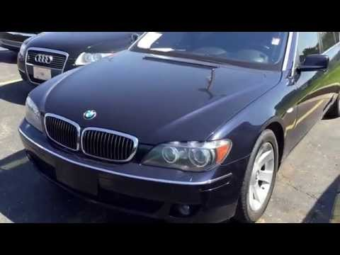 2006 BMW 7 Series Quick Tour / Overview