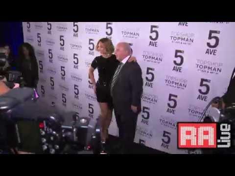 Beyonce, Ciara, Paris Hiton, TopShop NYC Red Carpet