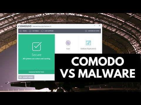 Comodo Internet Security Review | Test Vs Malware