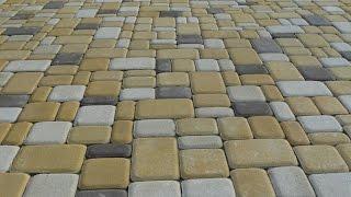 Как укладывать тротуарную плитку(Советы по укладки тротуарной плитки., 2015-06-02T21:46:44.000Z)