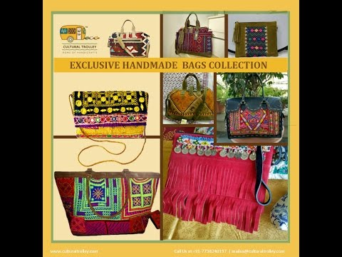 Handmade HandBags - Unique Handbags, Designer Handbags, Supplier, Store,  Exporter,  Mumbai India