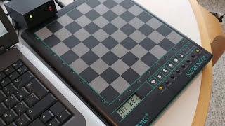 Novag-Arena Interface: Testing 1 of 2
