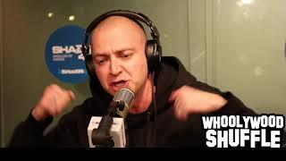Oxxxymiron и его интервью на радио Eminem'a -