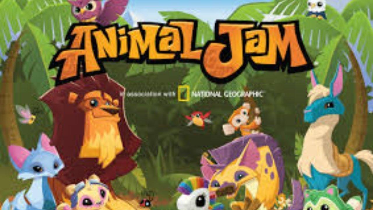 Animal Jam Classic Live ~ :3 - YouTube