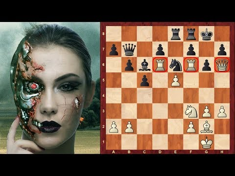 Outrageous Artificial Intelligence: (Game 3) : DeepMind's AlphaZero crushes Stockfish Chess computer