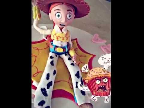Pastel Cupcakelicious Interactivo Jessy La Vaquerita Youtube