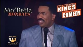 "Steve Harvey ""Old School"" Kings of Comedy"