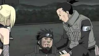 Asuma´s Death English Dub