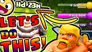 Clash of Clans: TIME TO UPGRADE TO MAX! SPENDING HUGE RESOURCES! BUILDER BASE 3 STAR ATTACKS !