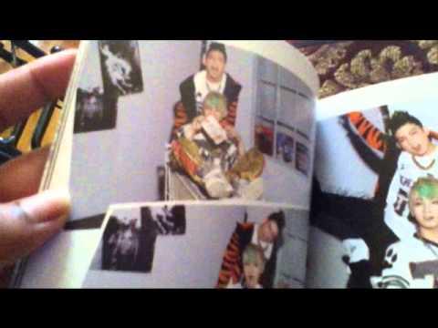 JJ Project Bounce Album Unboxing
